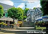 Stadt der Messer & Klingen: Solingen (Wandkalender 2014 DIN A3 quer): An der Wupper (Monatskalender, 14 Seiten)