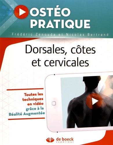 Ostéo pratique : Dorsales, côtes et cervicales