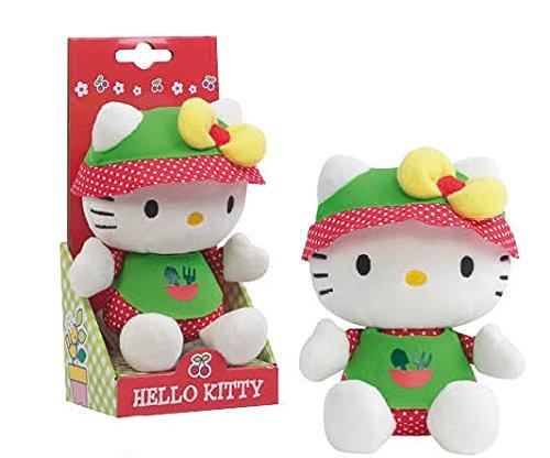 hello-kitty-green-gardening-plush-soft-toy