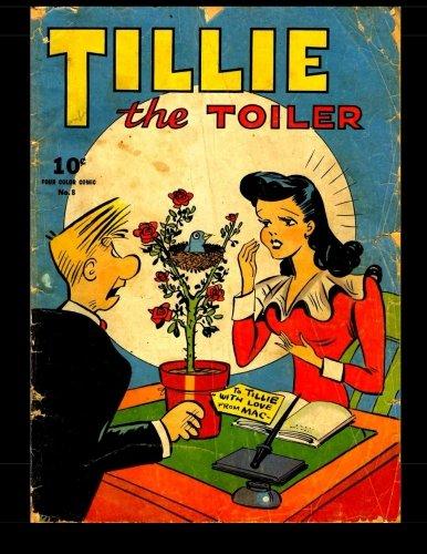 Tillie The Toiler #8: Four Color Comic #8 (Co Tillie)