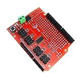 Gazechimp Módulo de Controlador PMW de 16 Canales de Control Fuente de Alimentación Herramientas Multiusos