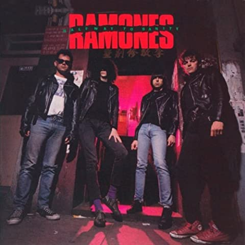 Ramones Halfway - Halfway to Sanity [Import