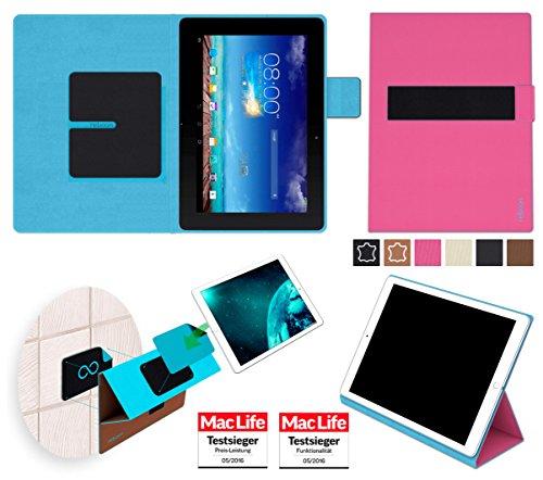 reboon Hülle für ASUS Transformer Pad TF701T Tasche Cover Case Bumper | in Pink | Testsieger