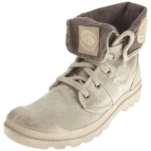Palladium Pallabrouse Baggy, Stivali uomo, Colore Beige (DK Khaki/Putty 268), 42 EU / 8 UK