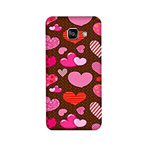 StyleO High Quality Designer Printed Case & Cover for Samsung Galaxy A7 (2016 Model) (Art Pattern)