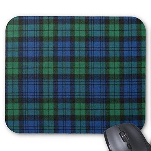 campbell-tartan-plaid-tapis-de-souris-accessoire-bureau-et-cadeau