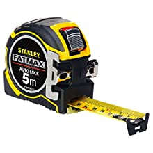 STANLEY FATMAX Autolock Tape, 5m Metric Only