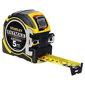 Stanley XTHT0-33671 Pro Autolock Mesure  5 m/32 mm Jaune/Noir