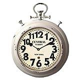 Orologio Rotondo Vintage Taschino da parete Modele numero 4