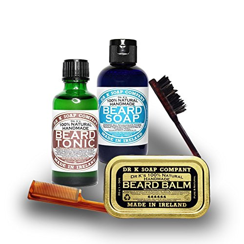 Dr K Soap Company Kit Cuidado Barba 001