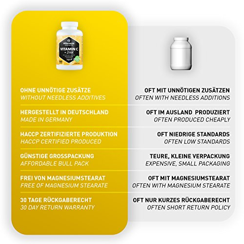 Zoom IMG-3 vitamaze vitamina c ad alto