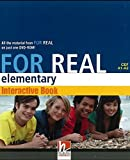 FOR REAL Elementary Interactive Book DVD-ROM Bild
