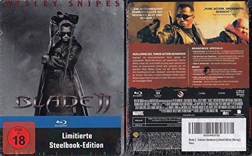 Blade 2 - Exklusiv Steelbook (Limited Edition) (Blu-ray)