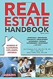 Real Estate Handbook (Barron's Real Estate Handbook) by Jack P. Friedman Ph.D. MAI CPA CRE (2013-09-01)