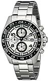 Invicta Men's Pro Diver Steel Bracelet & Case Quartz Silver-Tone Dial Analog Watch 13866
