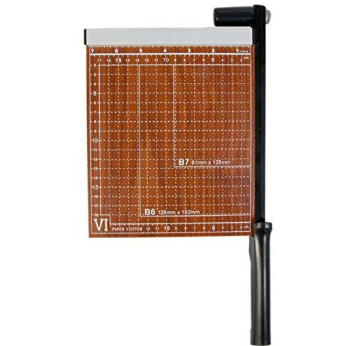 Papierschneider Holzschneider Papierschneider A5 Cutter Papierschneider Guillotine Scheren Datei Schneidemaschine