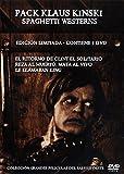 Pack KLAUS KINSKY: El Retorno de Clint El Solitario / Reza al Muerto, Mata al Vivo / Le Llamaban King [DVD]