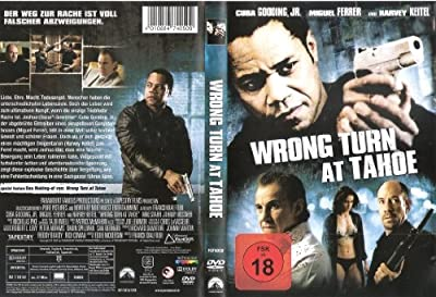 Wrong Turn at Tahoe (Exklusiv bei Amazon)