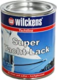 Wilckens Super Yachtlack hochglänzend, RAL 9010 reinweiß, 2,5 Liter 14691000080