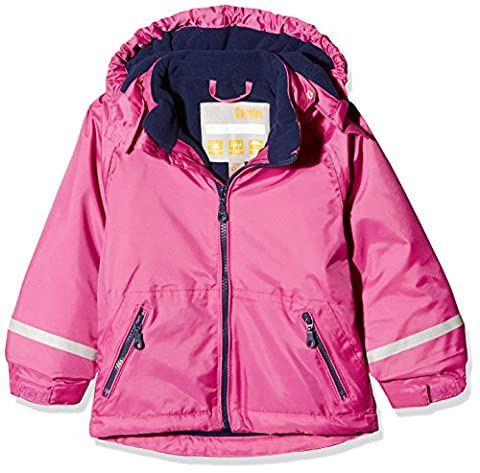 CareTec Kinder Schneejacke, Rosa (Rasberry Rose 5459), 86
