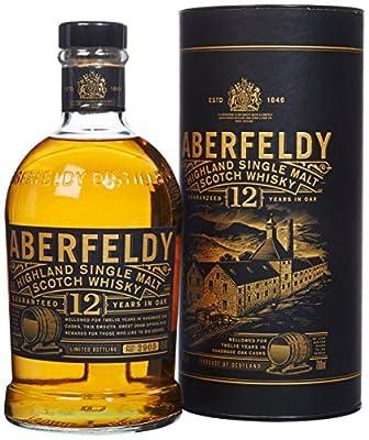 Aberfeldy Highland Single Malt Whisky 12 Jahre (1 x 0.7 l)
