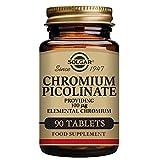 Solgar Picolinato de Cromo Comprimidos de 100 µg - Envase de 90