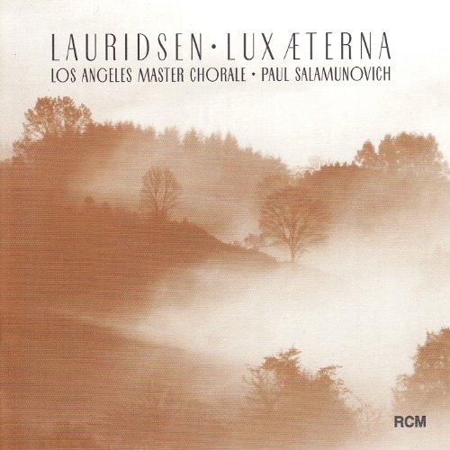 Lauridsen: Lux Aeterna