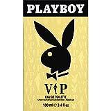 Playboy–Eau de Toilette VIP für Ihn–Das Farbspray 100ml–Preis pro Stück–Versand kostenlos unter 3Tage