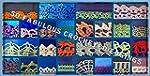 50 Fabulous Crocheted Edgings (Englis...