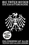 Die Toten Hosen - Bis zum bitteren Ende - Gitarre Akkorde