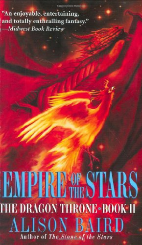 The Empire of the Stars (The Dragon Throne, Book 2)