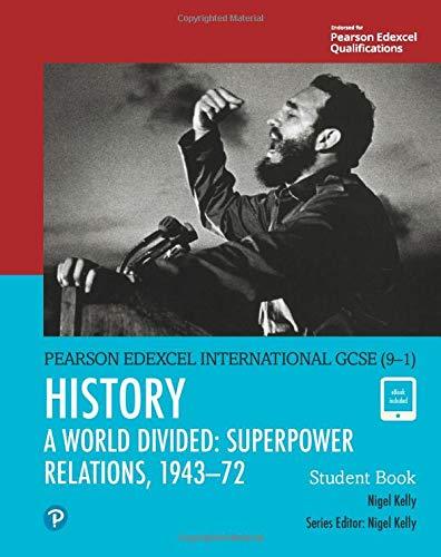Edexcel international GCSE (9-1). Student's book. History (1943-1972). Per le Scuole superiori. Con e-book. Con espansione online