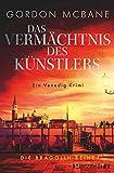 Das Vermächtnis des Künstlers: Ein Venedig-Krimi (Die Bragolin-Reihe, Band 1)