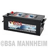 BSA Solarbatterie 12V 150Ah Solar Akku Wohnmobil Boot Schiff Versorgung AGM Gel Batterie