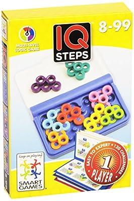 SMART Games IQ étapes