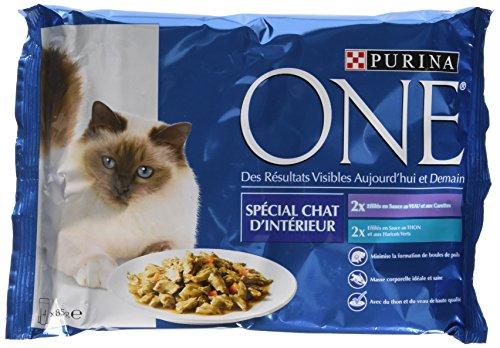 purina-one-chat-effiles-en-sauce-repas-pour-chat-adulte-veau-thon-4-x-85-g-lot-de-12
