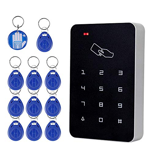 Access Control Able 100pcs Uid Ic Thick Card Changeable Smart Keyfobs Key Tags Card For 1k S50 Mf1 Rfid 13.56mhz Iso14443a Block 0 Sector Writable With The Most Up-To-Date Equipment And Techniques