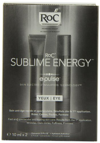 RoC Sublime Energy Anti Ageing Eye 10ml Pack of 2