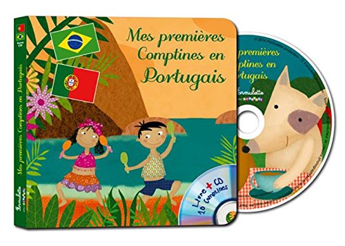 Mes premières comptines en portugais (1CD audio)