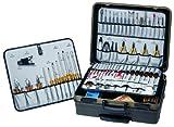 Bernstein Werkzeug Electronic Service-Koffer Compact Mobil mit 63 Werkzeugen Tafel 7010, 7020, 7030, 7000