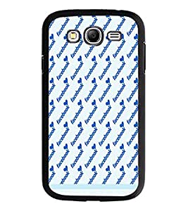 PrintDhaba Heart Pattern D-1491 Back Case Cover for SAMSUNG GALAXY GRAND NEO (Multi-Coloured)