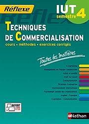 Toutes les matières IUT Techniques de Commercialisation - Semestre 4