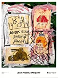Rare Poster Jean Michel Basquiat Poster, untitled-2002