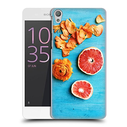official-olivia-joy-stclaire-she-made-her-own-sunshine-tropical-hard-back-case-for-sony-xperia-e5