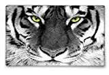 Silent Monsters 1003002018 - Alfombrilla de ratón para Gaming, S (240 x 200 x 3 mm), diseño Tiger