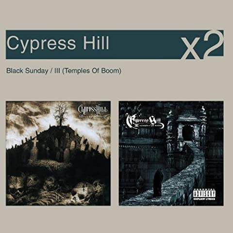 Black Sunday/III: Temples Of Boom by Cypress Hill (2009-01-01)