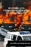 Historia del Terrorismo Espanol