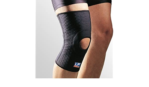 59b93d94fc Buy LP 708CA Extreme Knee Support Open Patella (Size. Large) Online at Low  Prices in India - Amazon.in