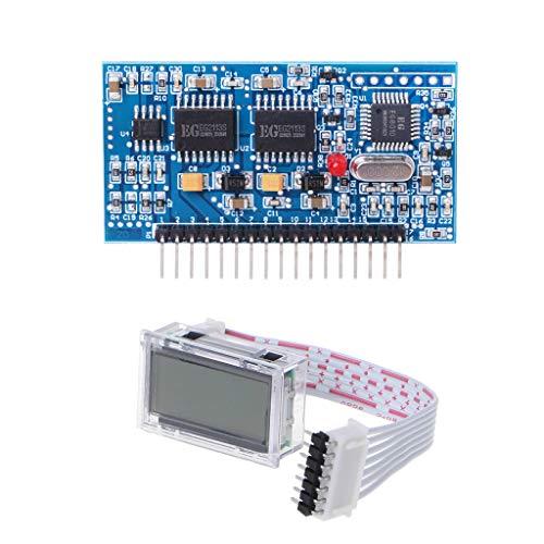 Werst Driver Board Pure Sinuswelle Inverter EGS002 EG8010 + IR2110 Treiber + LCD-Modul