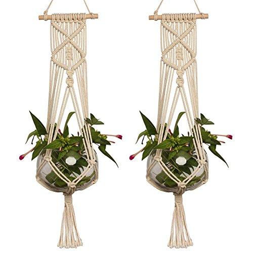 Stageonline gancio della pianta appendiabiti fiore pentole portapiante porta pianta da interno plant hanger decorazioni interno ed esterno